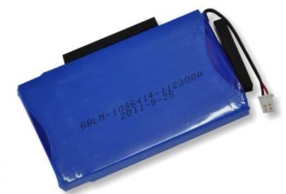 Satlink náhradní baterie Li-on 3000mAh
