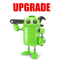 Upgrade DVB Android