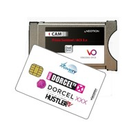 Hustler TV / Dorcel TV / VIVID TV / Dorcel XXX ASTRA Viaccess Card + Viaccess ...