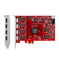 TBS6304 Quad HD HDMI capture card