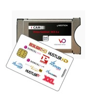 Redlight Elite SuperChic 12 Viaccess Card + Viaccess Cam